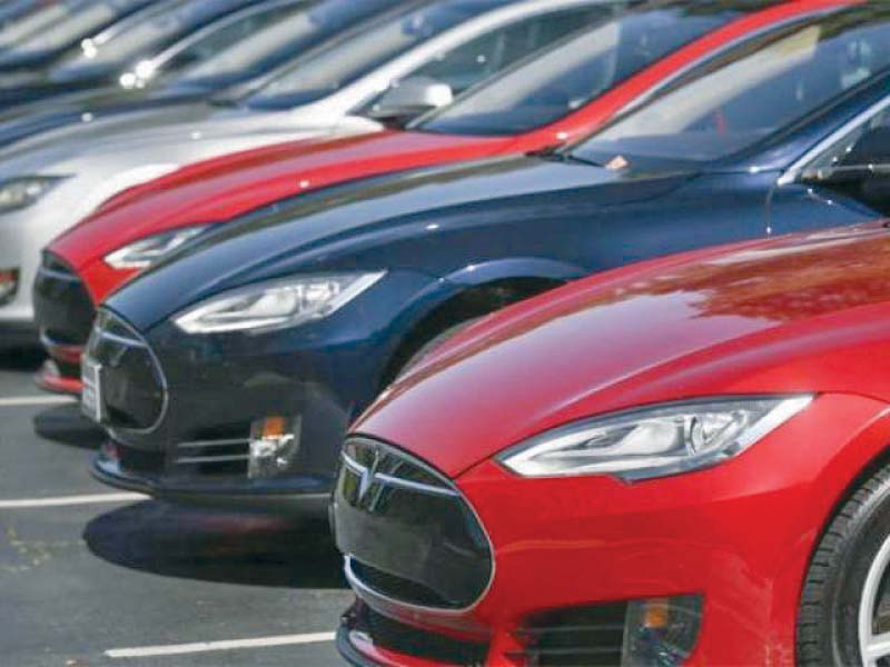 automakers unveil new models as demand may rise