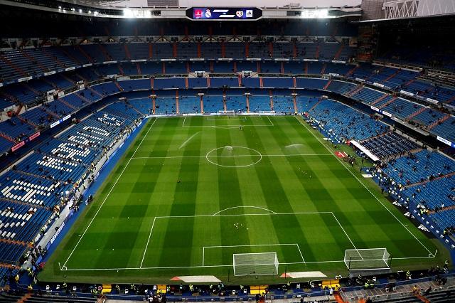 real madrid secure financing to remodel bernabeu stadium