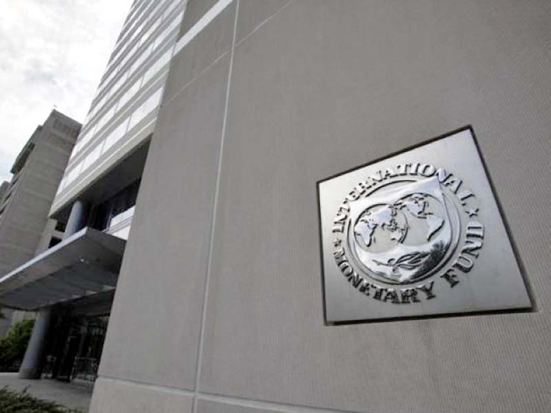 IMF is suggesting a 40% growth in FBR revenue collection for FY20 compared to almost zero growth in the collection in the current FY19 to be ended June 30. PHOTO: AFP