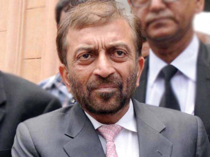 Farooq Sattar. PHOTO: EXPRESS