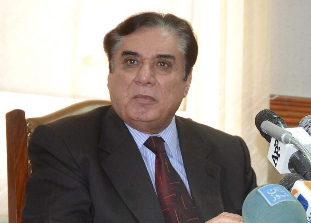 Justice (Retd) Javed Iqbal. PHOTO: PPI / FILE