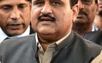 buzdar dismisses five gujranwala officials for negligence bribery