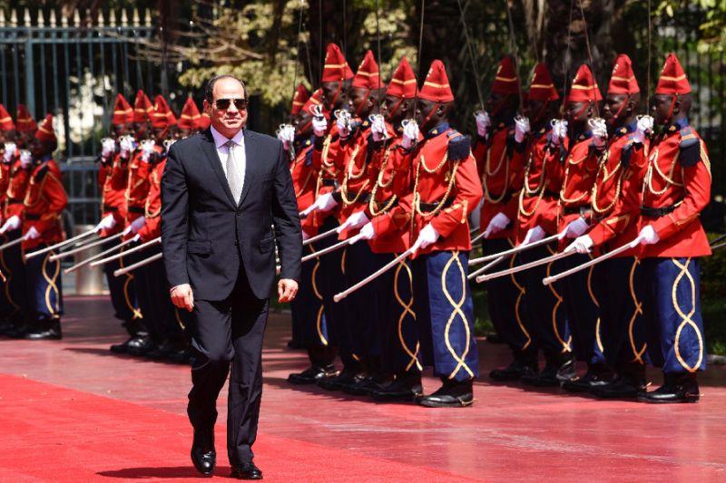 egypt sets referendum on extending sisi s rule for april 20 22