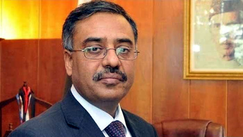 foreign secretary sohail mahmood assumes charge