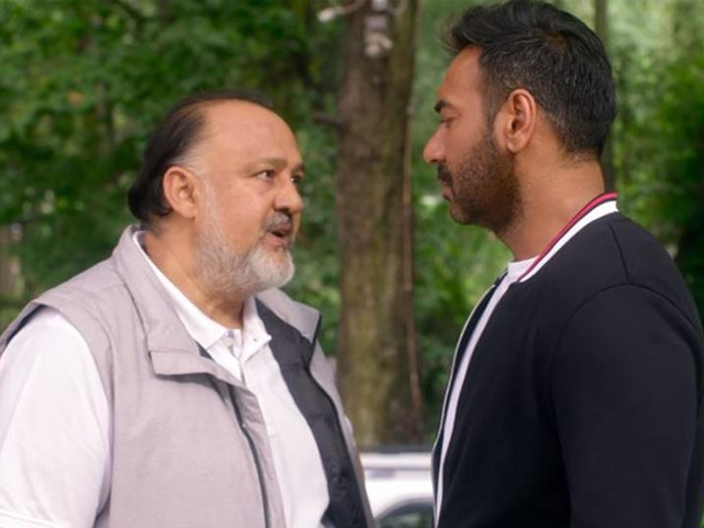 ajay devgn under fire for working with alok nath in his next