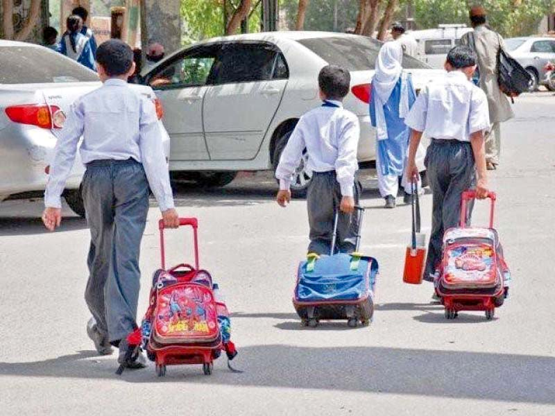 summer vacations in punjab schools to begin from may