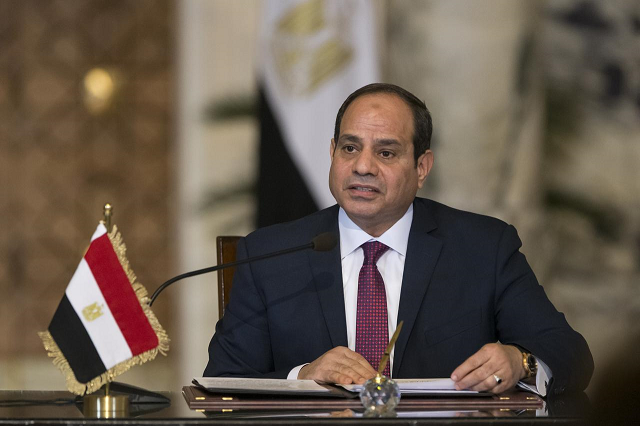 egyptians vote in referendum to extend sisi s rule