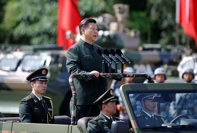 how china is replacing america as asia s military titan
