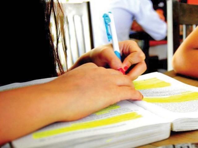exam cancelled amid principal teacher row