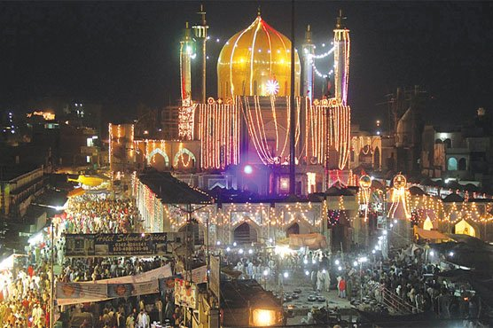 lal shahbaz qalandar s urs starts today