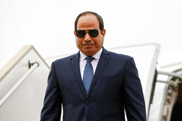 egyptians overwhelmingly approve changes extending sisi s rule