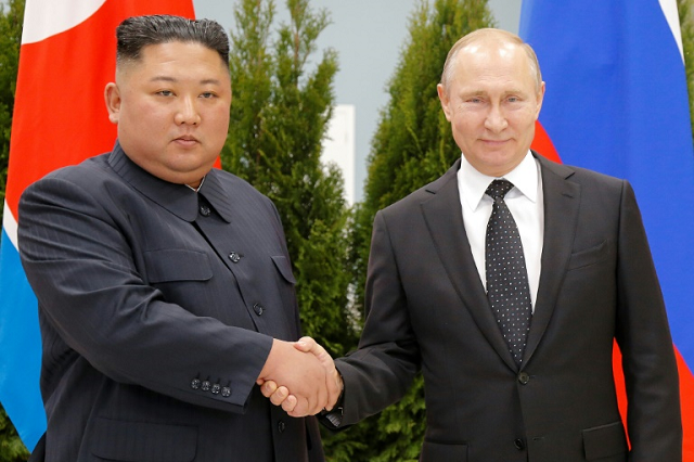kim says had very meaningful talks with russia s putin