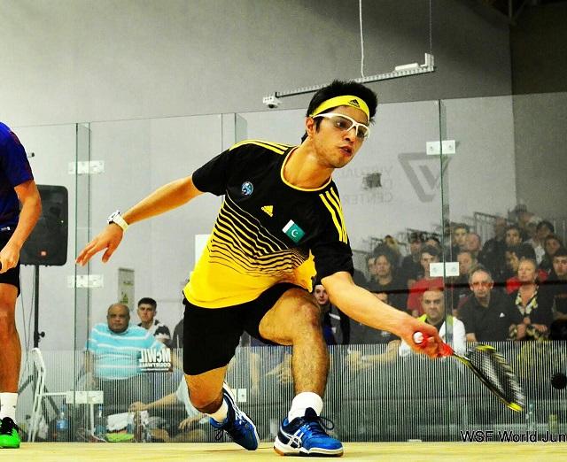 ahsan ayaz is the hero pakistan squash needs