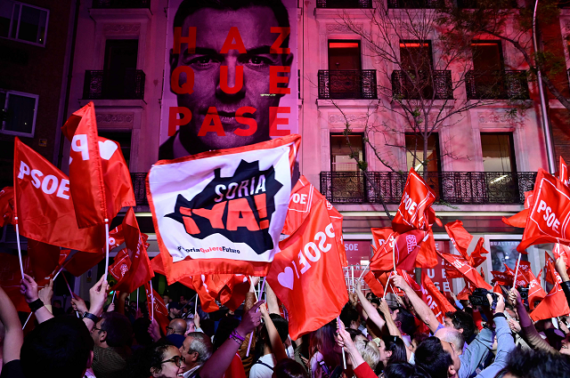 spanish pm s socialists win snap polls marked by far right gains