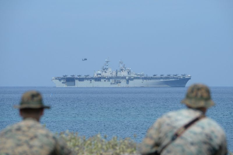 us military spending up for first time in 7 years sipri
