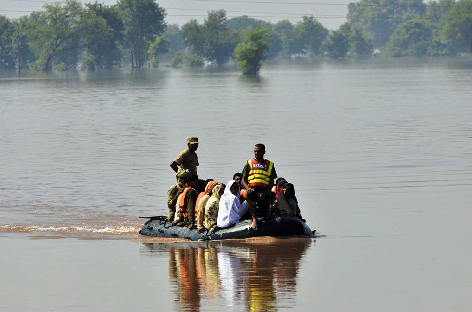 govt depts told to take necessary measures for super flood situation