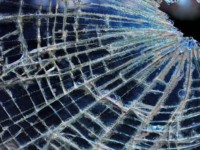 A man was killed in a road accident on Indus Highway on Wednesday. PHOTO: FILE