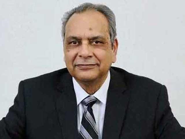 karachi university vice chancellor dr ajmal khan photo file