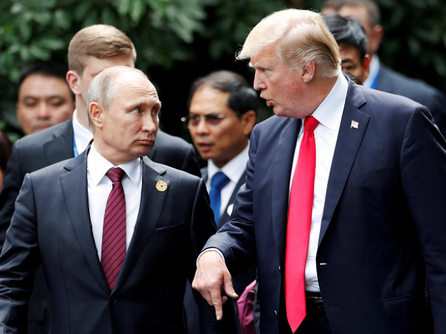 trump says he putin discussed new nuclear pact possibly including china