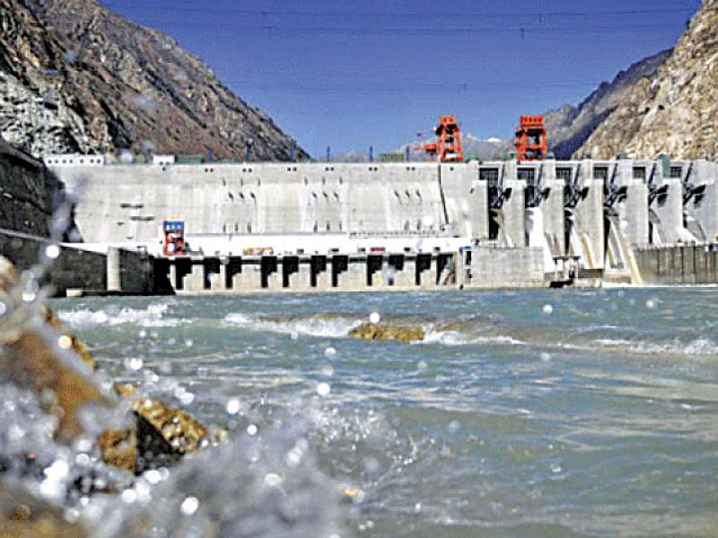 The Dasu hydropower project has a design capacity of 4,320 megawatts and Pakistan had envisaged completing the project by December 2021. PHOTO: FILE