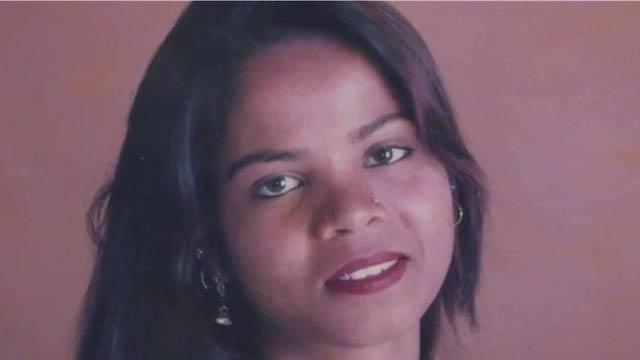 Aasia Bibi. PHOTO: FILE