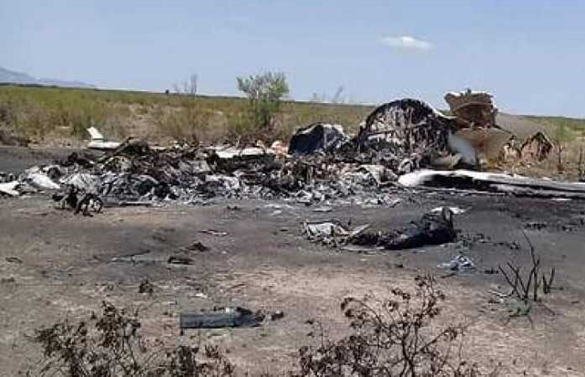 mexico confirms 13 dead in luxury jet crash