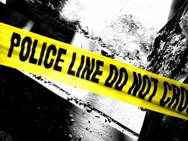 policeman martyred as vehicle comes under fire in charsadda