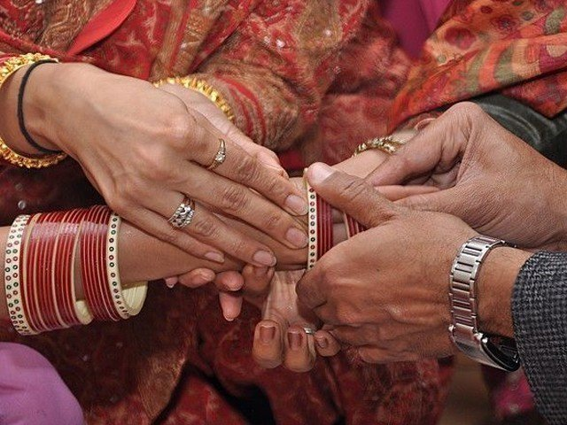 Marriage for second 6 romantic