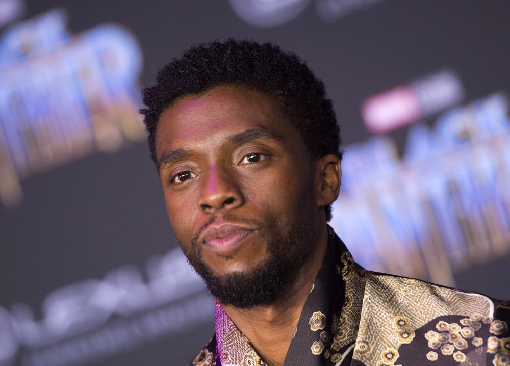 black panther star chadwick boseman to play first african american samurai