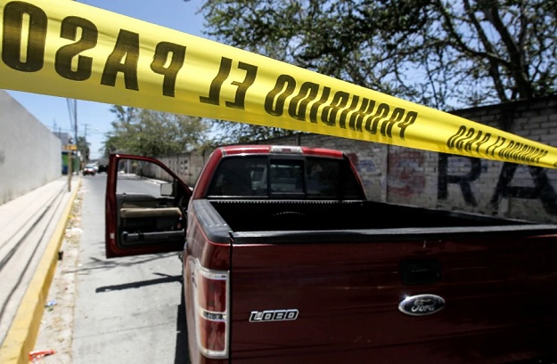 Thirty-five bodies found buried around Mexican city of Guadalajara. PHOTO: REUTERS