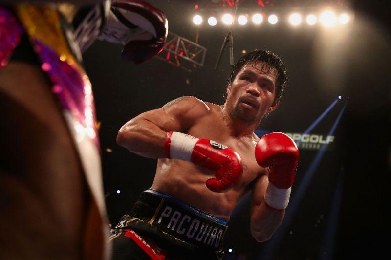 pacquiao to fight thurman in wba welterweight showdown