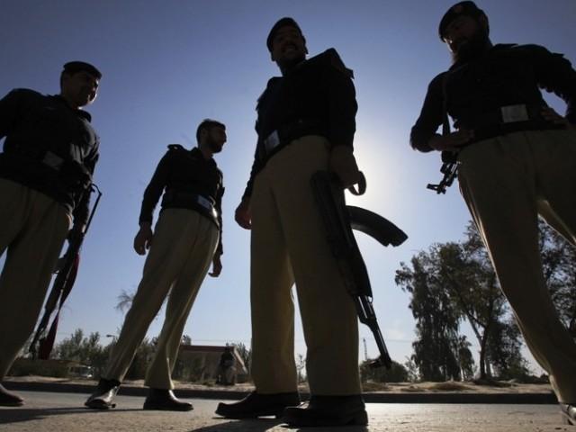 The security plan was finalised by Lahore SSP Operations Ismaeelur Rehman Kharak. PHOTO: FILE