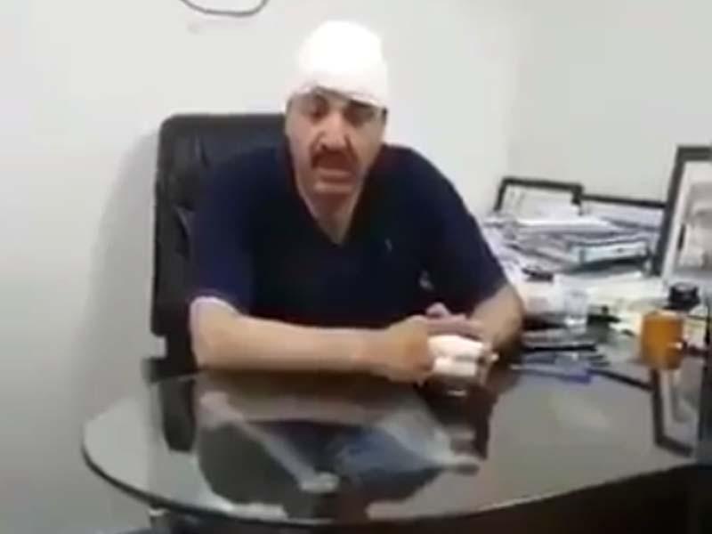 k p hospitals shut against manhandling of doctors