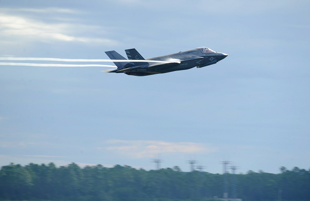us stealth fighter suffers millions in damage from bird strike