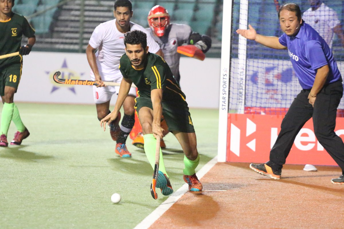 PHOTO COURTESY: ASIAN HOCKEY FEDERATION