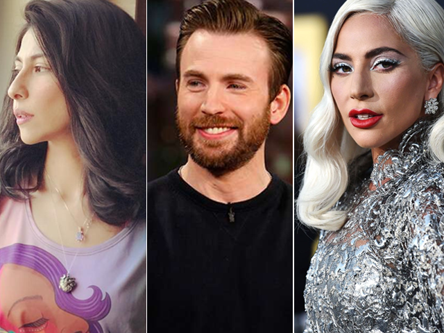 meesha shafi chris evans lady gaga and others condemn abortionban
