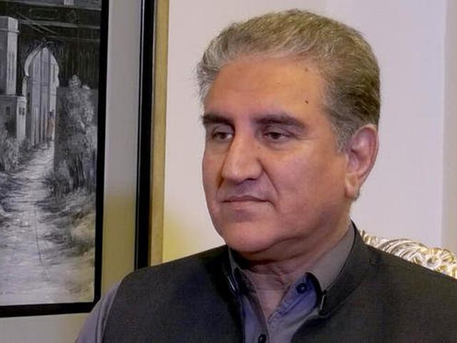 imran trump meeting hinges on breakthrough in doha peace talks qureshi