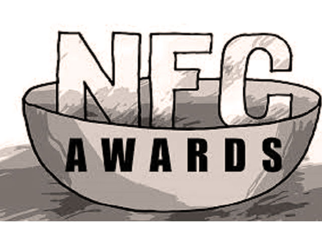 9th nfc award and sustainable development