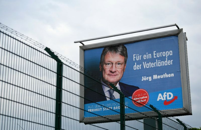 germany s far right afd warms to climate change denial