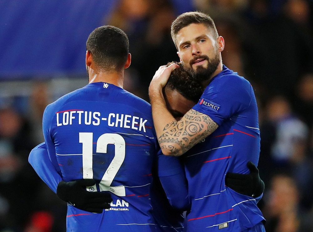 Giroud believes there is a more cut-throat culture at his new club compared to the Gunners and part of the reason why Chelsea have outstripped Arsenal for silverware over the past decade. PHOTO: AFP