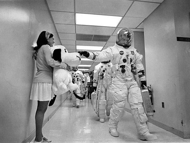 a long ride 50 years ago a dress rehearsal for the moon landing