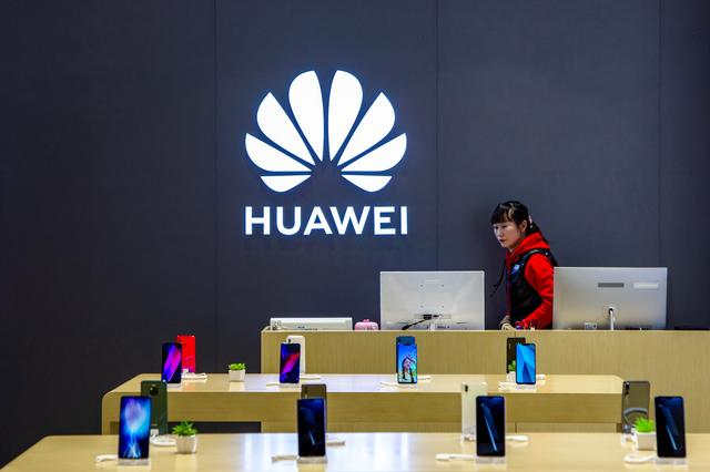 Huawei is still prohibited from buying American-made hardware and software. PHOTO: REUTERS