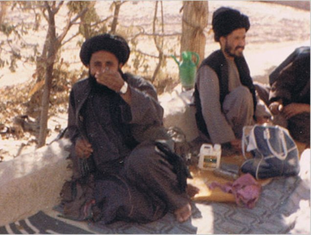 occupation of afghanistan major obstacle for peace says taliban leader
