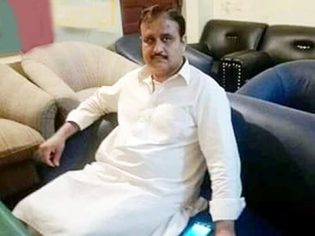 usman buzdar photo file