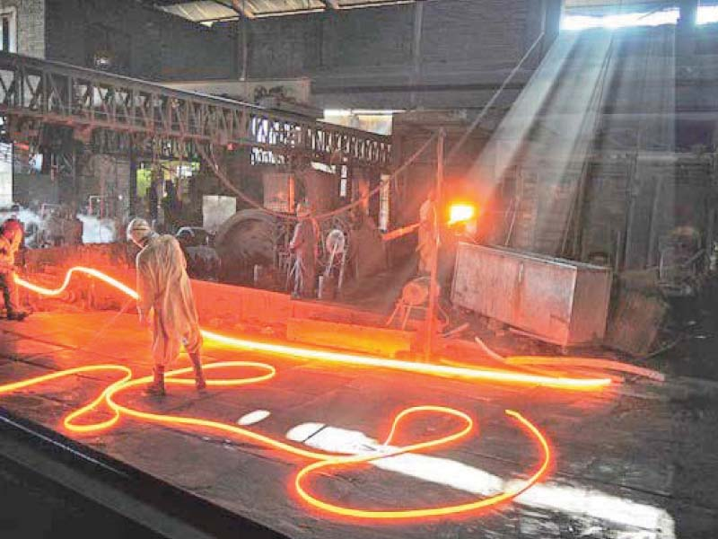 The government intends to run the mill on the public-private partnership (PPP) model and not as a facility owned and operated solely by the Ministry of Industries and Production. PHOTO: FILE