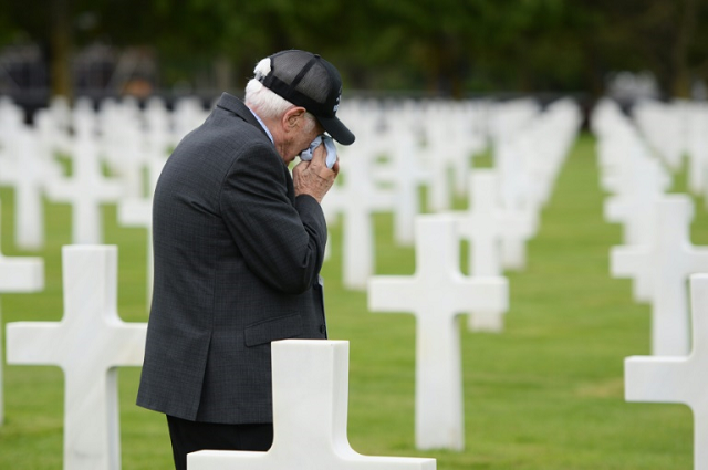 world leaders mark 75 years since d day on normandy s beaches
