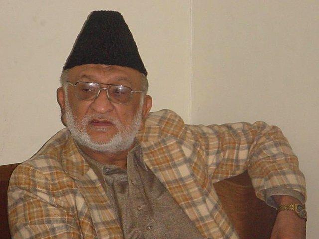 former senator allama abbas kumaili passes away in karachi