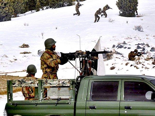 fc trooper martyred in south waziristan landmine explosion