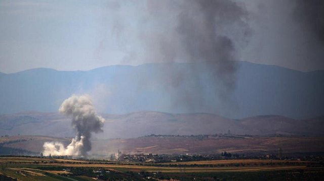 syria flare up kills 35 fighters including 26 pro regime forces monitor