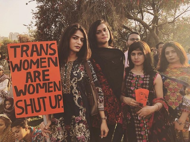 no schemes for the transgender community